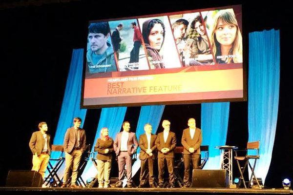 فصل فراموشی فریبا بهترین فیلم جشنواره هارتلند آمریکا شد