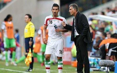 قوچان نژاد: از آقای کی روش بپرسید که چرا به من بازی نداد