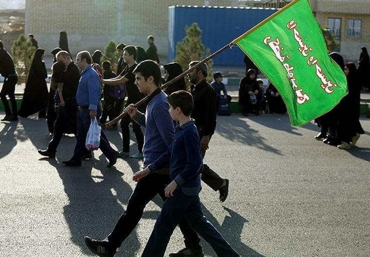 جزئیات مراسم پیاده روی جاماندگان اربعین در تهران