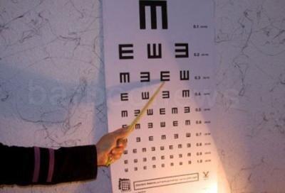 اجرای طرح پیشگیری تنبلی چشم بچه ها 3 تا 6 سال در قم
