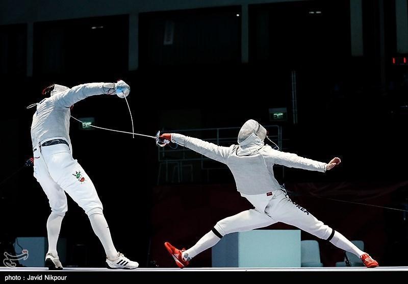 شمشیربازی زیر 23 سال آسیا، سابر تیمی ایران به مدال نقره رسید