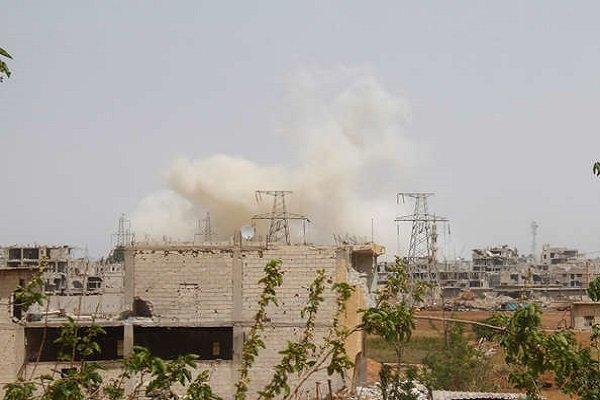 وقوع انفجار در تل أبیض سوریه
