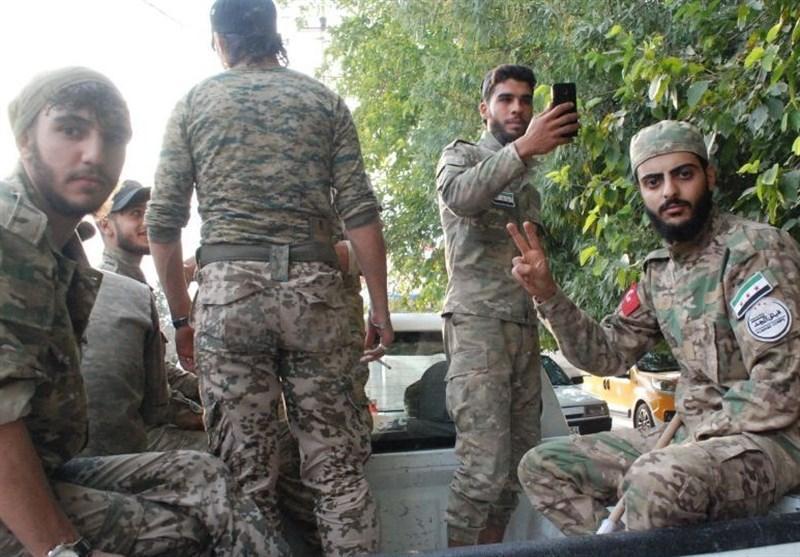 گزارش، ترکیه و مضرات و فواید مخالفین مسلح سوری