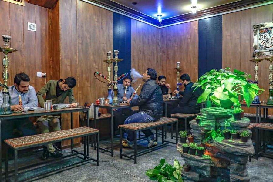 قهوه خانه ها دیگر حق سرو غذا ندارند ، قلیان کشیدن در کدام اماکن مجاز شد؟
