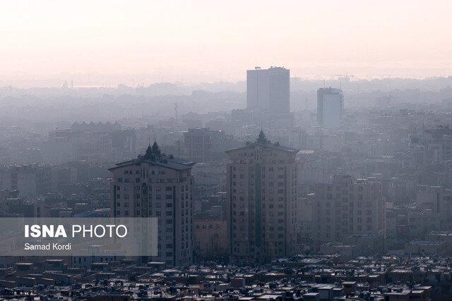هوای البرز تا آدینه آلوده است، گروه های حساس از خانه خارج نشوند