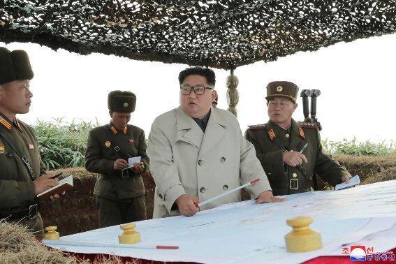 کره شمالی: شینزو آبه در آینده نزدیک موشک بالستیک واقعی می بیند