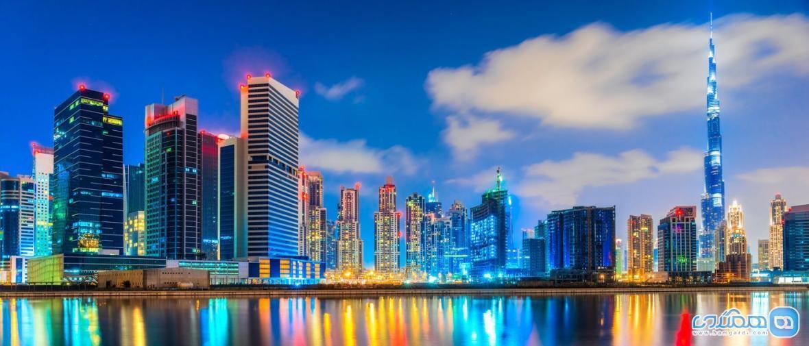 جاذبه های گردشگری دبی ، اماکنی در دبی که باید دید