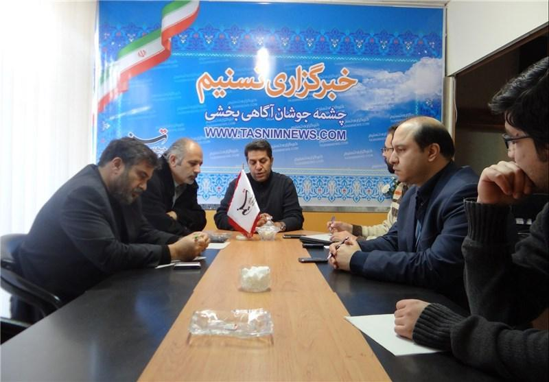 بازدید هیئت مدیره انجمن دفاتر خدمات مسافرتی خراسان رضوی از خبرنگاران
