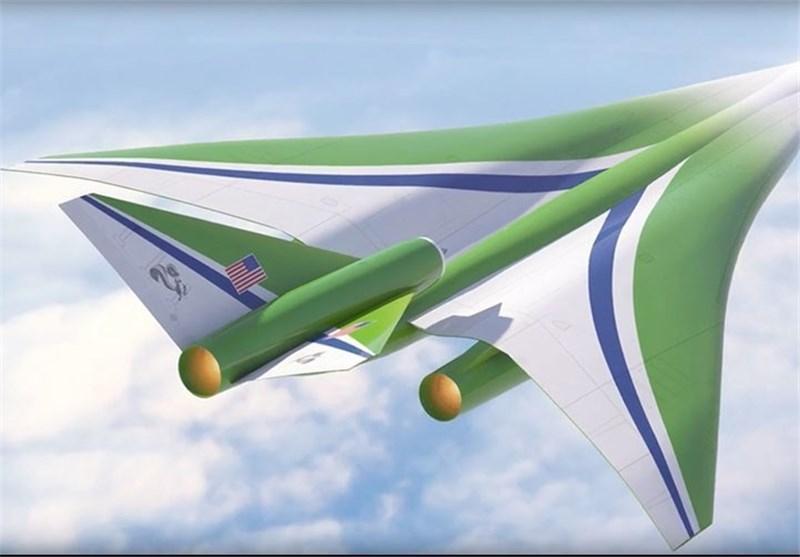 ناسا هواپیمای مسافربری مافوق صوت می سازد