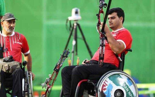 کمانداران پارالمپیکی در انتظار دریافت حقوق