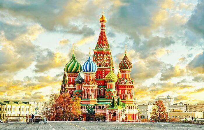 مشارکت ایران در رویداد های گردشگری روسیه