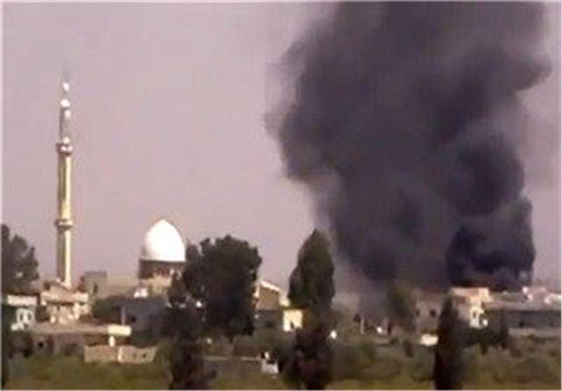 انفجار بمب در ساختمان وزارت کشور سوریه