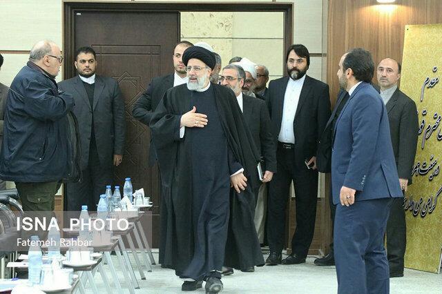 دیدار قضات و کارکنان دستگاه قضایی یزد با رئیس قوه قضاییه