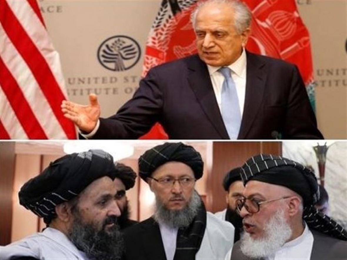 توافق طالبان امریکا جوهری برای خشک شدن بر کاغذ!