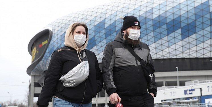 زنگ خطر کرونا در روسیه به صدا در آمد