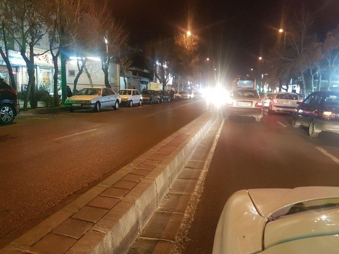 کاهش 50 درصدی تصادفات در خیابان شهید رجایی، جدول کشی اثری بر روان سازی ترافیک نداشت