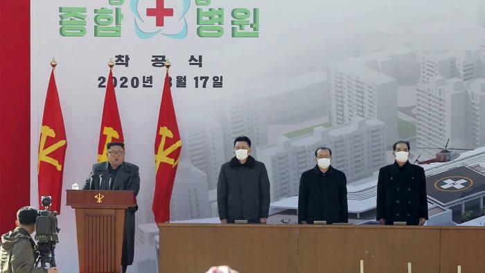 اعلام آمار کرونا در کره شمالی