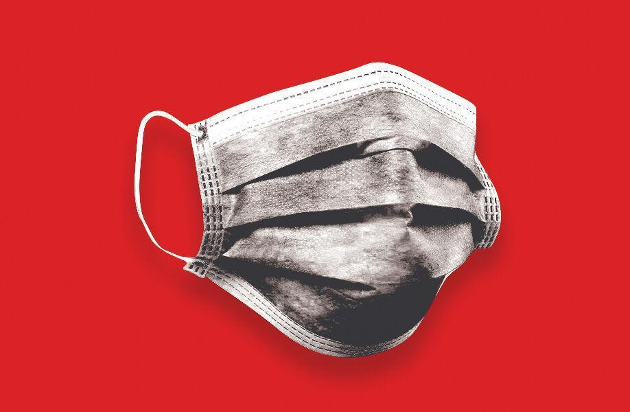 خبرنگاران مقام آلمانی برای استفاده نادرست از ماسک هشدار داد