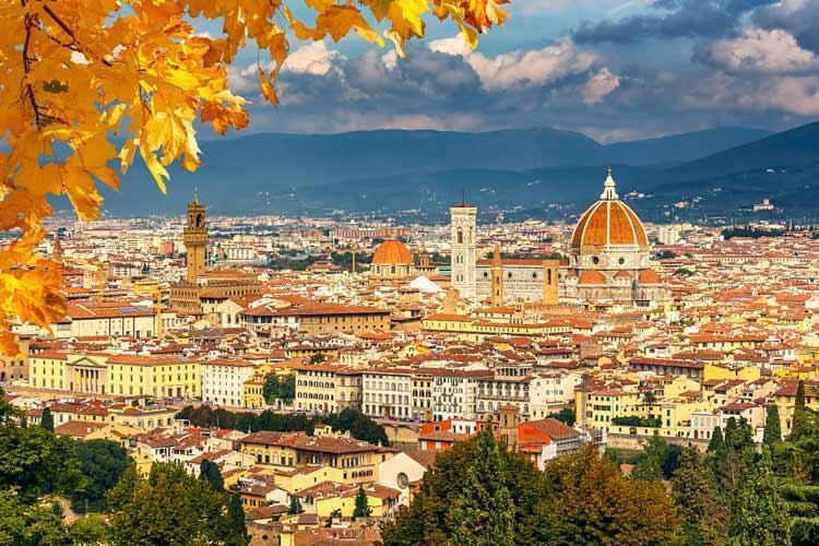 راهنمای سفر به فلورانس - ایتالیا Italy