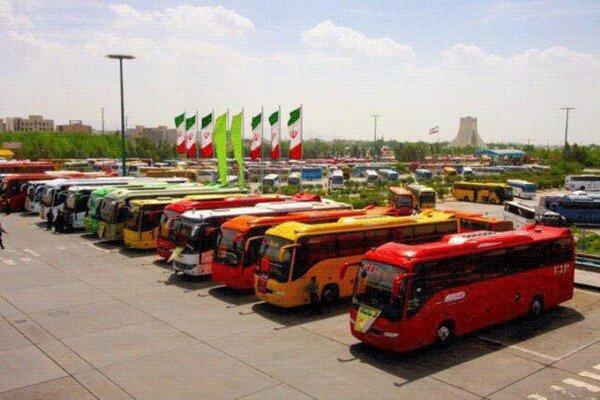 شروع فعالیت پایانه های مسافربری تبریز