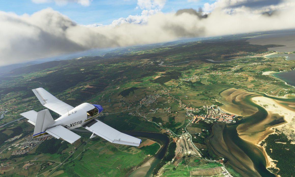 سیستم مورد احتیاج شبیه ساز پرواز مایکروسافت
