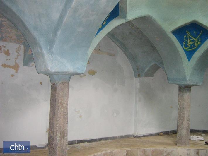 حمام حاج ربیع آستانه بازسازی می گردد
