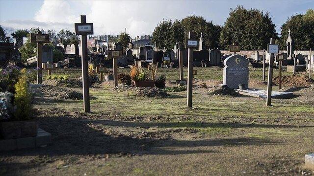 کمبود قبر برای دفن فوتی های مسلمانان در فرانسه