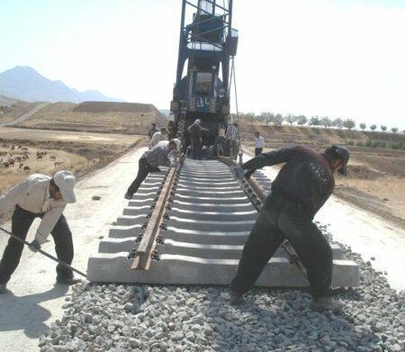برنده مناقصه تأمین قطعات راه آهن چابهار-زاهدان تعیین شد