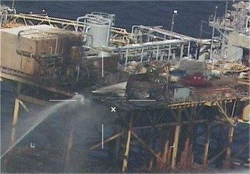فراوری نفت دریایی آمریکا 13 درصد پس از طوفان کاهش یافت