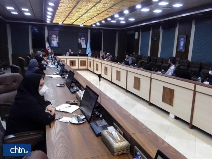 جلسه کمیته فنی مشخص تکلیف تپه حصار دامغان برگزار گردید
