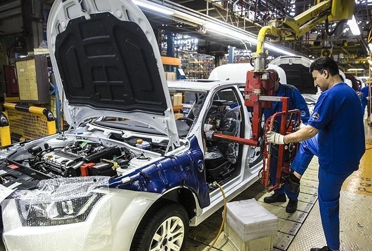 افزایش 18 درصدی تولید خودرو تا 24 تیرماه ، کاهش 45 درصدی خودرو های ناقص