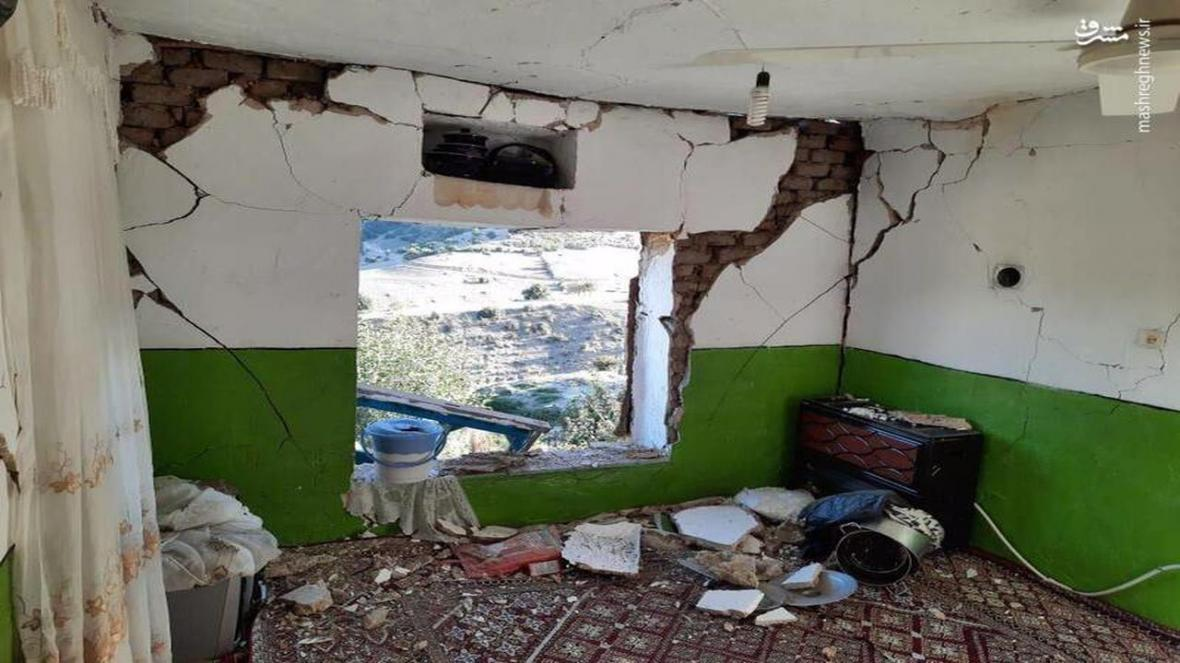 خدمات ویژه برای یاری به بازسازی مناطق زلزله زده رامیان