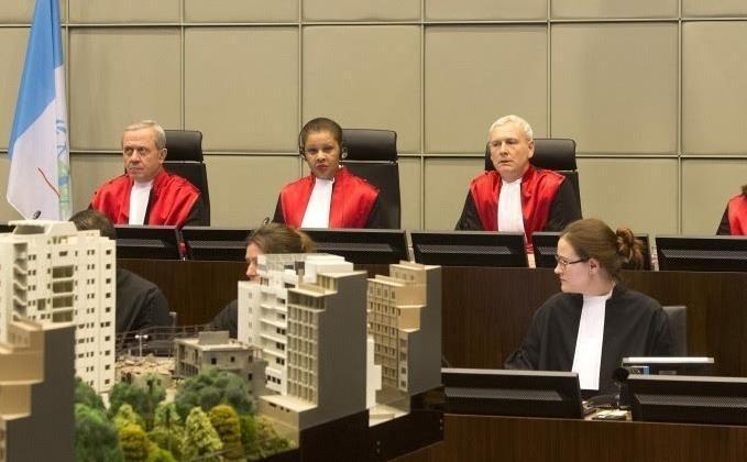 دادگاه ترور رفیق حریری برگزار گشت