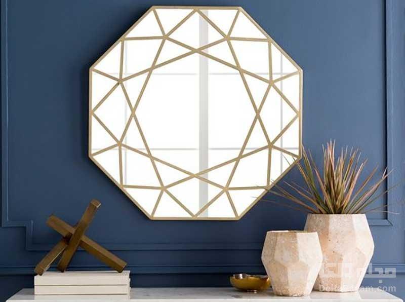 کاربرد آینه در طراحی داخلی