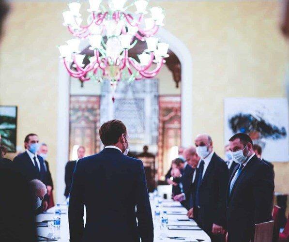 درخواست فرانسه از مقامات لبنان برای توافق درباره تشکیل دولت