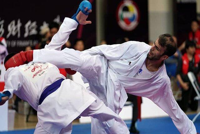 لغو مراسم اختتامیه لیگ های کاراته بدلیل شرایط قرمز تهران