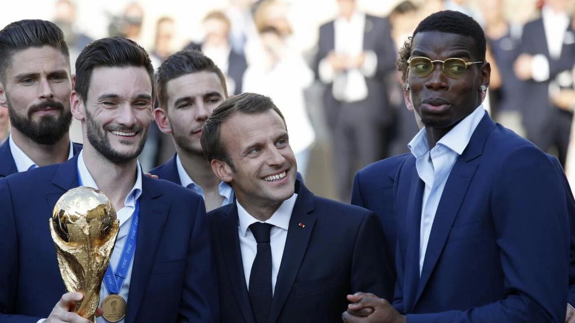 پوگبا خداحافظی با تیم ملی فرانسه را تکذیب کرد