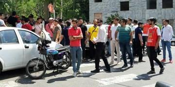 تجمع طرفداران پرسپولیس، اعتراض به رسول پناه و دلخوری از خلیل زاده، تجمع کنندگان به استادیوم کاظمی رفتند
