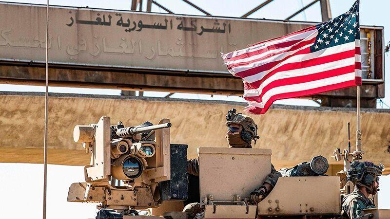 آمریکا 120 تانکر حامل نفت سرقتی را از سوریه قاچاق کرد