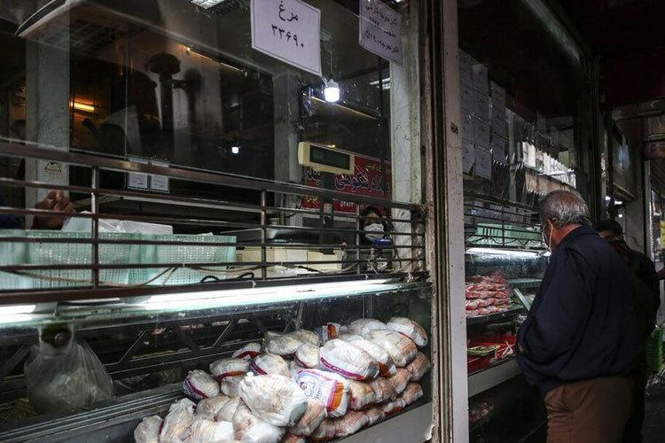 قیمت روز مرغ در بازار؛ مرغ 5 نرخی شد!