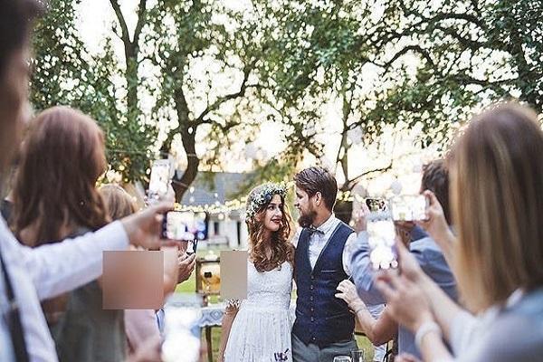 مسابقه عکاسی در مراسم عروسی، به درخواست عروس!