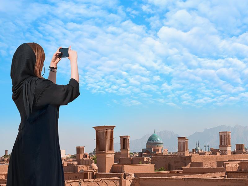 خانه کافه هنر یزد، منحصر به فرد ترین کافه شهر یزدکافه خانه هنر یزد
