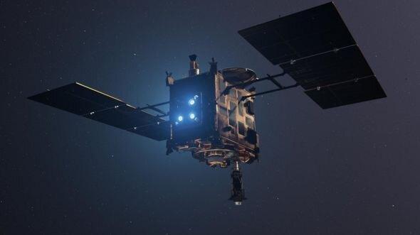 فضاپیما هایابوسا-2 به زمین بازگشت