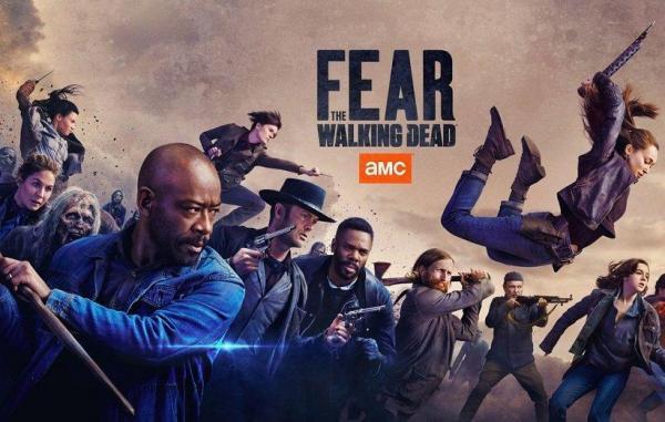 سریال از مردگان متحرک بترسید برای فصل هفتم تمدید شد