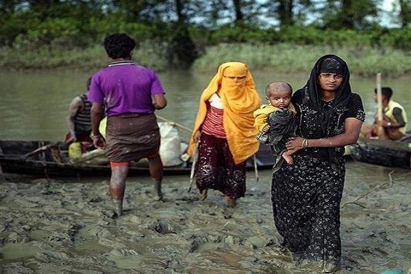 واکنش سازمانملل به اسکان آوارگان میانمار در جزیرهای دور افتاده