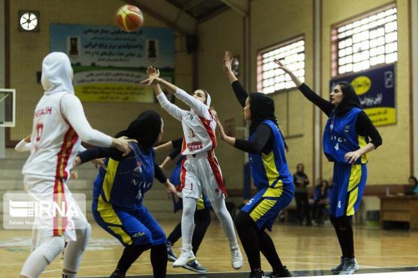 خبرنگاران تکرار ناکامی نایب قهرمان فصل گذشته در لیگ برتر بسکتبال زنان