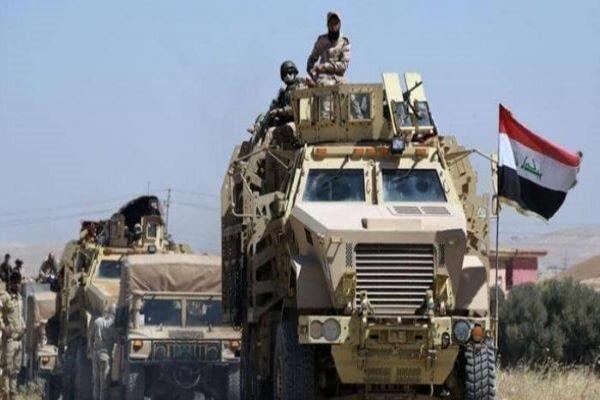 ارتش عراق یورش تکفیری های داعش به مقرهای امنیتی را ناکام گذاشت