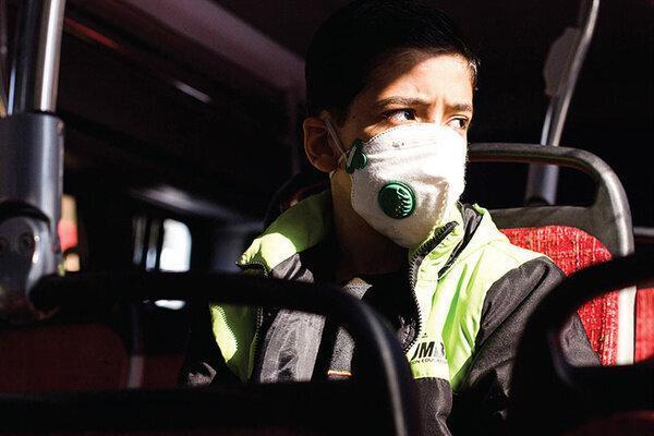 شهروندان تبریزی از ازدحام در داخل اتوبوس ها خودداری کنند