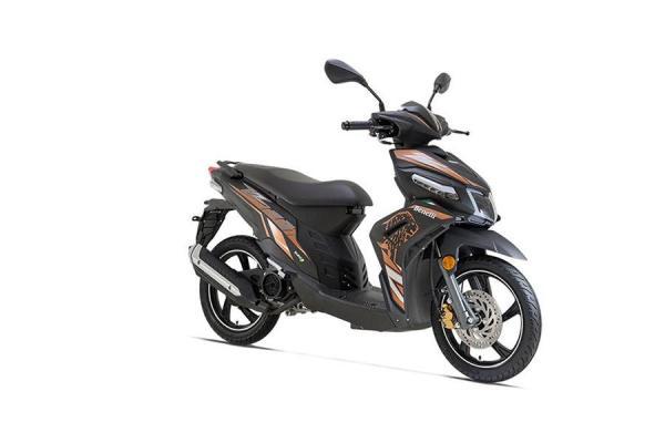 معرفی موتورسیکلت بنلی VZ