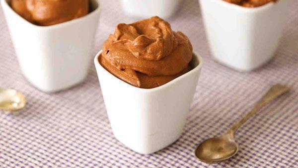 طرز تهیه موس شکلات با ژلاتین (3 نوع)